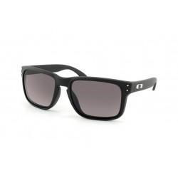 Gafas de sol Oakley OO9102 HOLBROOK 910201 MATTE BLACK WARM GREY