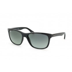 Gafas de sol Ray-Ban RB4181 HIGHSTREET 601/71 BLACK CRYSTAL GREY GRADIENT AZURE