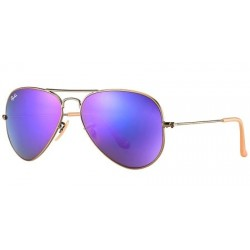 Gafas de sol Ray Ban Sun RB3025 AVIATOR LARGE METAL 167/1M BRUSHED BRONZE DEMI SHINY