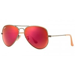 Gafas de sol Ray Ban Sun B3025 AVIATOR LARGE METAL 167/2K DEMIGLOS BRUSHED BRONZE