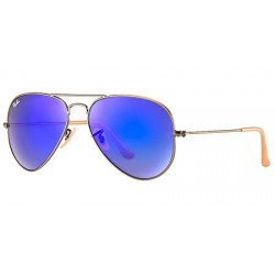 Gafas de sol Ray Ban Sun RB3025 AVIATOR LARGE METAL 167/68 DEMIGLOS BRUSCHED BRONZE