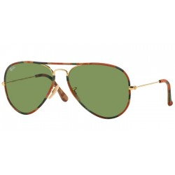 Gafas de sol Ray Ban RB3025JM AVIATOR FULL COLOR 168/4E GOLD