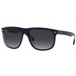 Gafas de sol Ray Ban Sun RB4147 HIGHSTREET 61328G TOP MAT BLUE ON GREY TRASPAREN