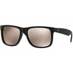 Gafas de sol Ray Ban Sun RB4165 JUSTIN 622/5A RUBBER BLACK