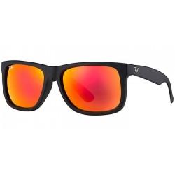 Gafas de sol Ray Ban Sun RB4147 HIGHSTREET 622/6Q RUBBER BLACK