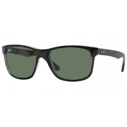 Gafas de sol Ray Ban sun RB4181 HIGHSTREET 6130 TOP MATTE BLACK ON TRASP GREY