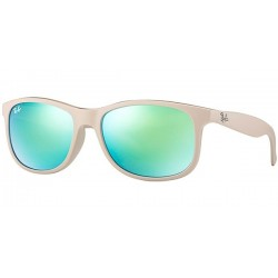 Gafas de sol Ray Ban Sun RB4202 YOUNGSTER 61543R SHINY BEIGE ON MATTE TOP