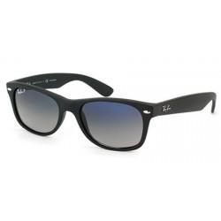 Gafas de sol Ray Ban Sun RB2132 NEW WAYFARER 601S78 MATTE BLACK