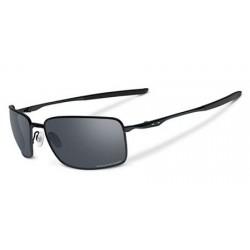 Gafas de sol OAKLEY OO4075 SQUARE WIRE 407505 MATTE BLACK