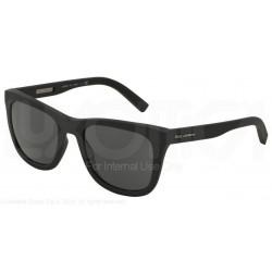 Gafas de sol DOLCE Y GABBANA DG62145 SPORTY INSPIRED 117987 BLACK RUBBER