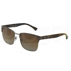 Gafas de sol DOLCE & GABBANA DG2148 URBAN ESSENTIAL / STREETWEAR 1278T5 MATTE GUNMETAL/SHINY