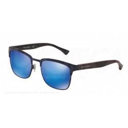Gafas de sol DOLCE & GABBANA DG2148 URBAN ESSENTIAL / STREETWEAR 127787 BLACK/GUNMETAL128025 MATTE DARK BLUE