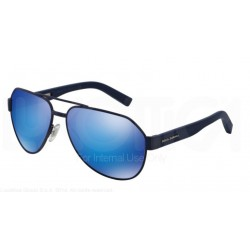 Gafas de sol DOLCE & GABBANA DG2149 SPORTY INSPIRED 127325 BLUE RUBBER