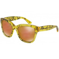 Gafas de sol DOLCE & GABBANA DG4226 LACE 2974F9 CHANTILLY LACE/TR LEMON