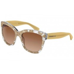 Gafas de sol DOLCE & GABBANA DG4226 LACE 285113 GOLD LACE