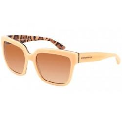 Gafas de sol DOLCE & GABBANA DG4234 ENCHANTED BEAUTIES 288613 TOP OPAL PINK/LEO