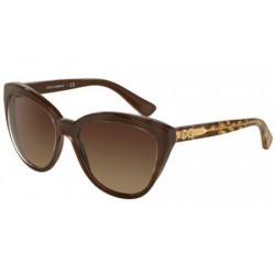 Gafas de sol DOLCE & GABBANA DG4250 DNA 291813 CRYSTAL ON BROWN