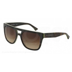 Gafas de sol DOLCE & GABBANA DG4255 URBAN ESSENTIAL / STREETWEAR 296113 HAVANA/YELLOW FLUO/CAMO
