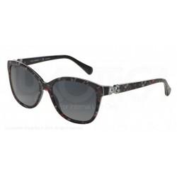 Gafas de sol DOLCE & GABBANA DG4258 URBAN ESSENTIAL / STREETWEAR 2778T3 TOP BLACK FLOWERS ON BLACK