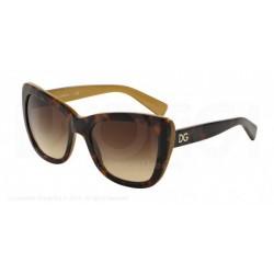 Gafas de sol DOLCE & GABBANA DG4260 URBAN ESSENTIAL / STREETWEAR 295613 TOP HAVANA ON GOLD
