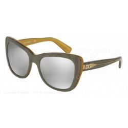 Gafas de sol DOLCE & GABBANA DG4260 URBAN ESSENTIAL / STREETWEAR 29596G TOP GREY ON GOLD