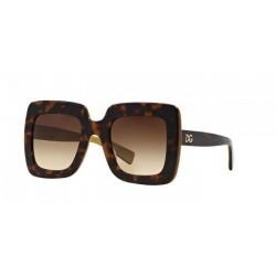 Gafas de sol DOLCE & GABBANA DG4263 URBAN ESSENTIAL / STREETWEAR 295613 TOP HAVANA ON GOLD
