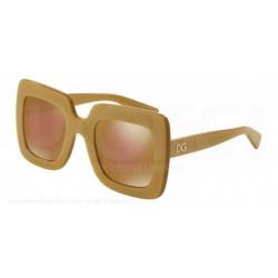 Gafas de sol DOLCE & GABBANA DG4263 URBAN ESSENTIAL / STREETWEAR 2963F9 TOP GOLD ON GOLD