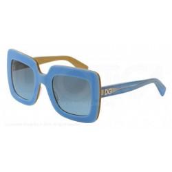 Gafas de sol DOLCE & GABBANA DG4263 URBAN ESSENTIAL / STREETWEAR 29728F TOP SKY ON GOLD
