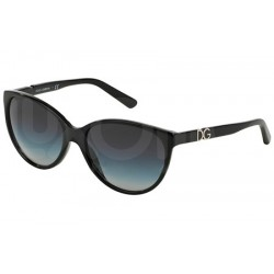 Gafas de sol DOLCE & GABBANA DG4171PM ICONIC LOGO 501/8G BLACK