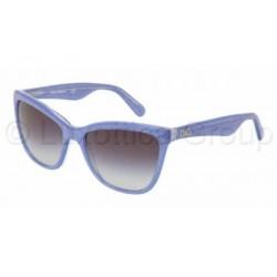 Gafas de sol DOLCE & GABBANA DG4193 LIP GLOSS 27418G GLITTER BLUE