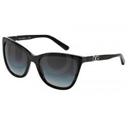 Gafas de sol DOLCE & GABBANA DG4193M ICONIC LOGO 501/8G BLACK