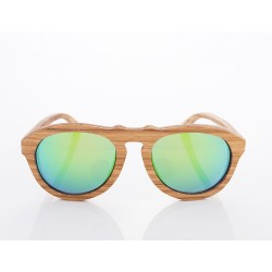 Gafas de sol de madera Woodys Barcelona modelo Amo 0.17
