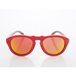 Gafas de sol de madera Woodys Barcelona modelo Amo 0.18