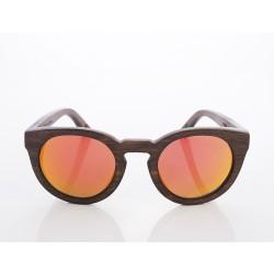 Gafas de sol de madera Woodys Barcelona modelo Amo 0.16