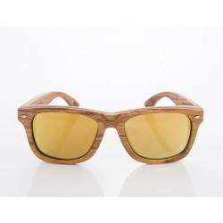 Gafas de sol de madera Woodys Barcelona modelo DOUST 0.106
