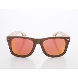 Gafas de sol de madera Woodys Barcelona modelo DOUST 0.109