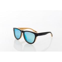 Gafas de sol de madera Woodys Barcelona modelo HARRY 0.30