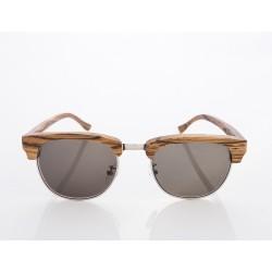 Gafas de sol de madera Woodys Barcelona modelo JM 0.2