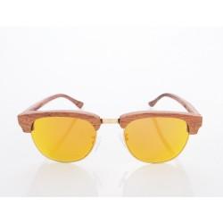 Gafas de sol de madera Woodys Barcelona modelo JM 0.4