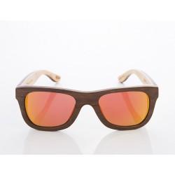 Gafas de sol de madera Woodys Barcelona modelo RAFAELO 0.2