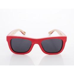 Gafas de sol de madera Woodys Barcelona modelo RAFAELO 0.4