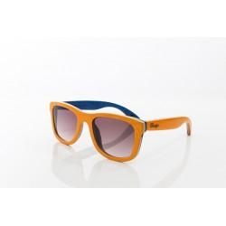 Gafas de sol de madera Woodys Barcelona modelo SKATE 0.1