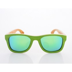 Gafas de sol de madera Woodys Barcelona modelo SKATE 0.3