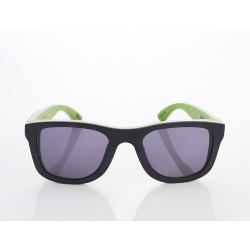 Gafas de sol de madera Woodys Barcelona modelo SKATE 0.5