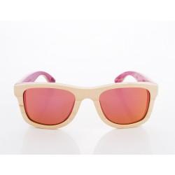 Gafas de sol de madera Woodys Barcelona modelo SKATE 0.7