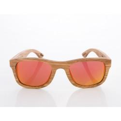 Gafas de sol de madera Woodys Barcelona modelo ZEUS 0.21
